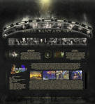 Webdesign Final Fantasy