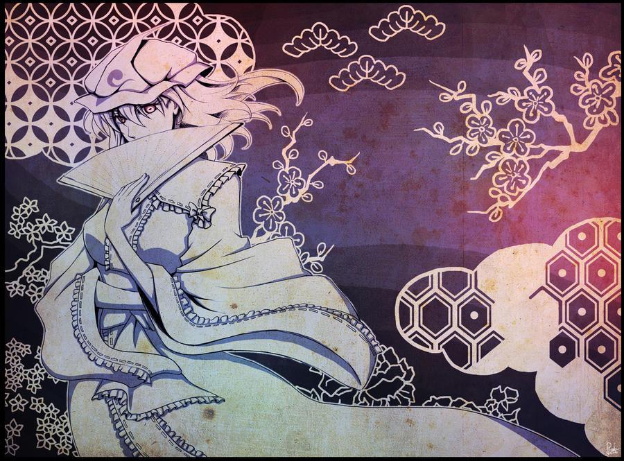 Sakura fragment by Reef1600