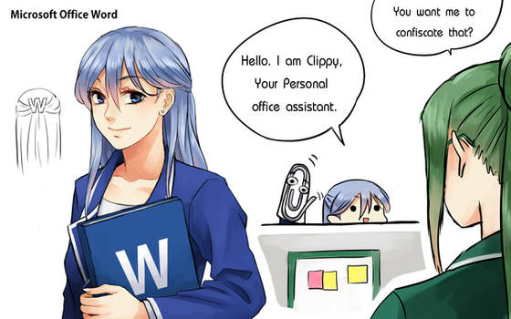 [Program Girl] Microsoft Office Word