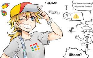 [Program Girl] Chrome by Reef1600