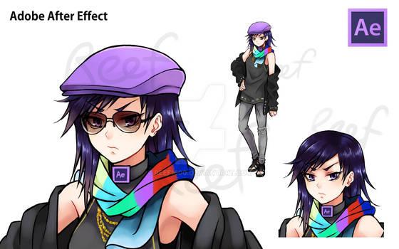 [Program Girl] After Effect