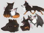 Myshkah_Fox x Bat