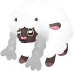 Wooloo for lexissketches by sleepyfab