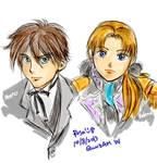 Gundam W Heero X Relena