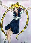 sailor moon -usagui tsukino