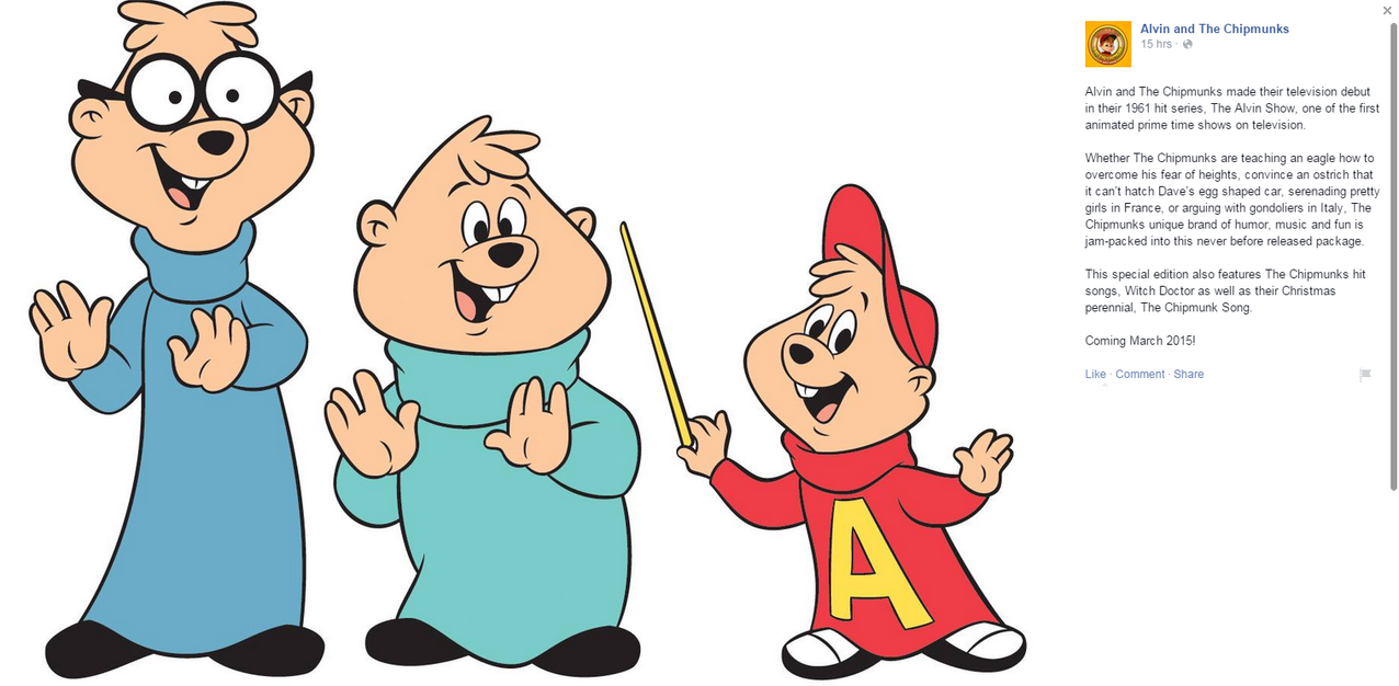ALVINNN!!! and the Chipmunks in their 60\'s style. by Blueelephant7 ...