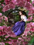 Her Secret Garden...