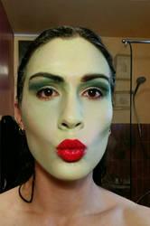 Make up test by morwen666