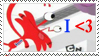 wilt stamp by Inguac