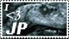 Jurassic park stamp by Inguac