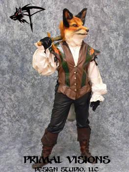 Valentine the Fox