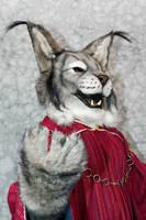 Morganna Lynx 2 by BlueHyena