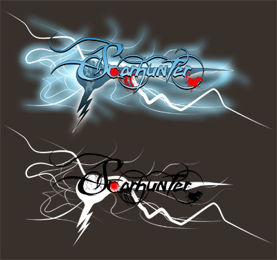 Scarhunter logo by Dalkur