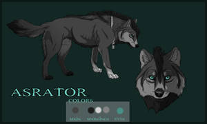 Asrator charsheet by Dalkur