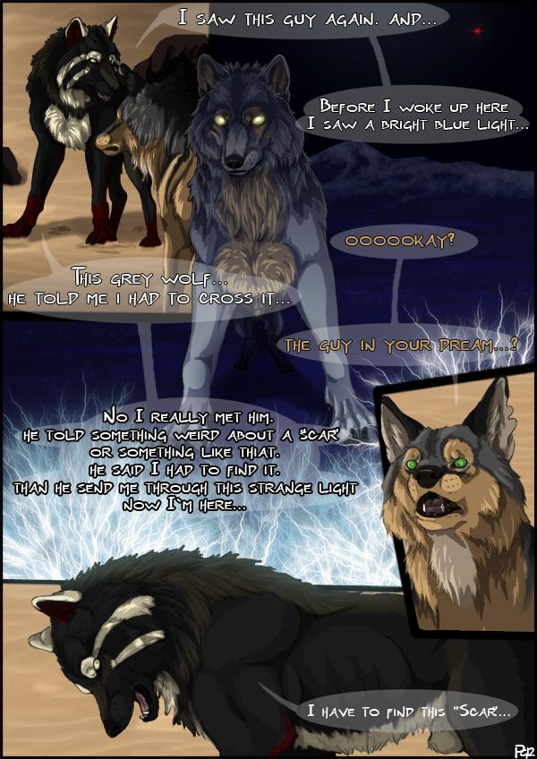 Scarhunter pg12 by Dalkur