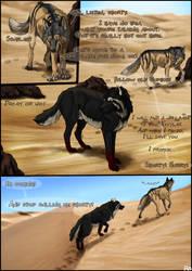 Scarhunter pg13 by Dalkur