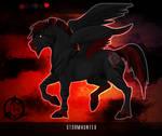 Stormhunter-MLP OC