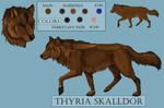 Thyria sheet 2014