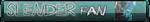 Slender fan button by ButtonCreator