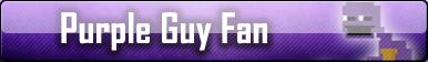 Purple Guy fan button