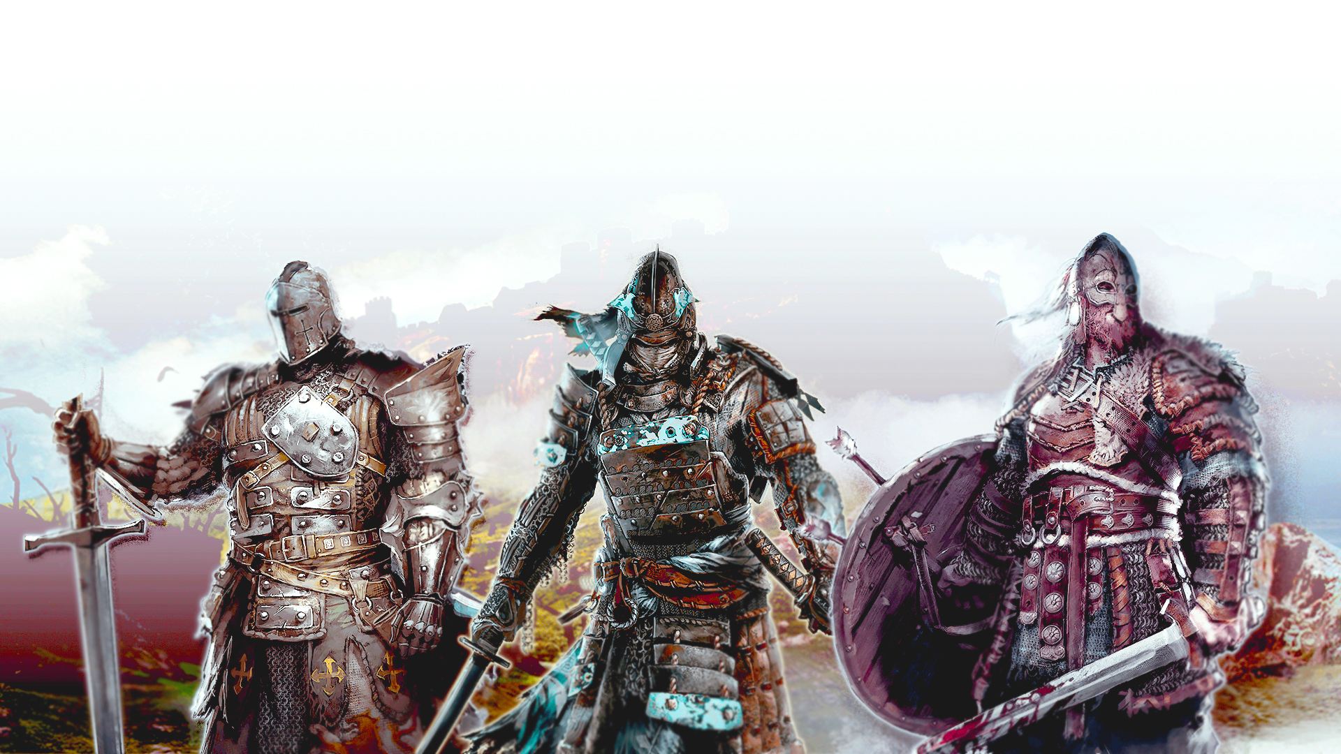 For Honor Wallpaper By UpcomingDread On DeviantArt
