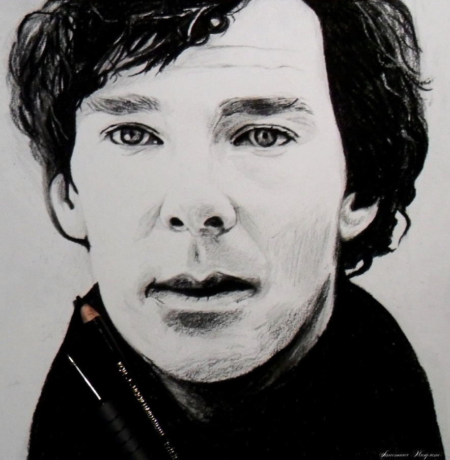 Sherlock Holmes by Nastyfoxy