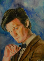 Doctor Who by Nastyfoxy