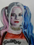 Harley Queen by Nastyfoxy
