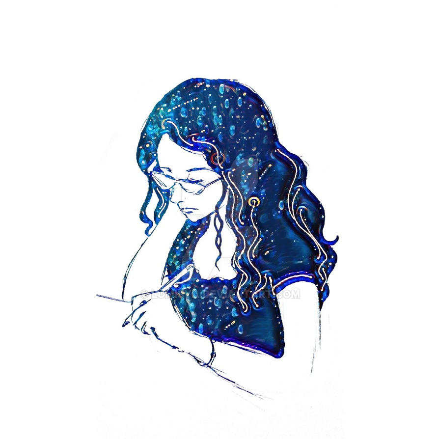 A little dreamer by Lumisya