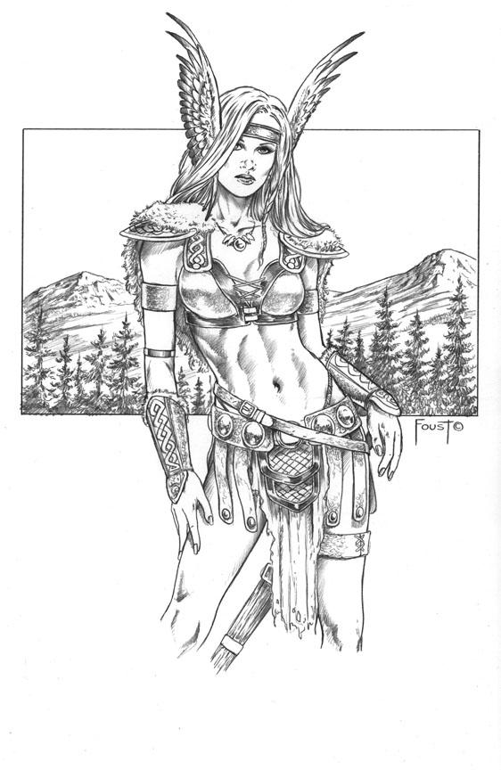Freydis Einardottir Freyga_by_MitchFoust