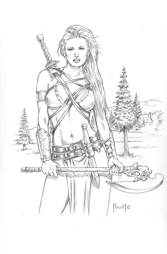 Katarina by MitchFoust