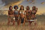 Queens of Nubinora