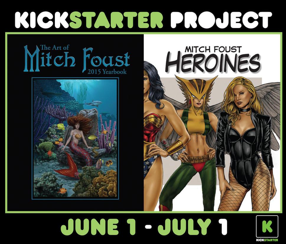 2015 KickstarterBanner by MitchFoust