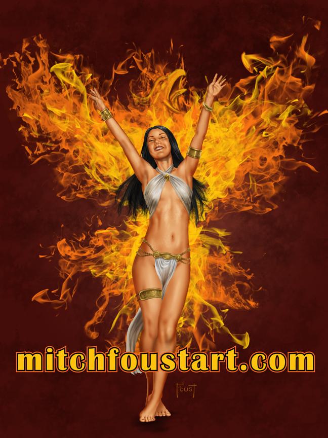 mitchfoustart.com by MitchFoust