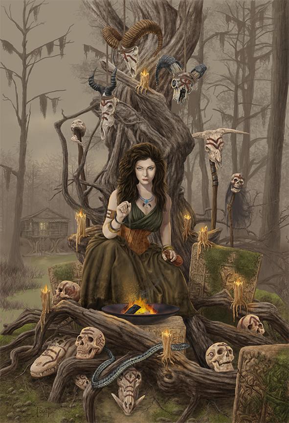 Dark Ritual by MitchFoust
