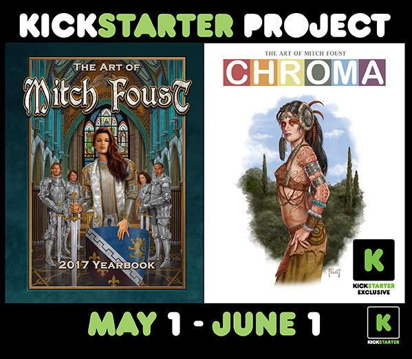 The 2017 Yearbook Kickstarter has launched! by MitchFoust