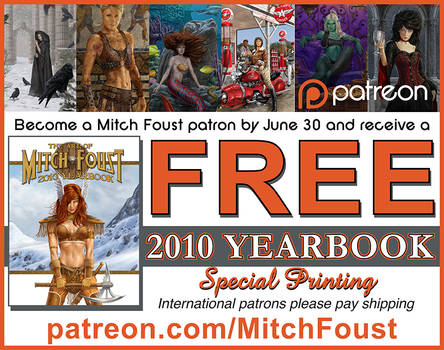2010 Yearbook for all Patreon Patrons ends 6-30