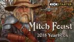 2018 Yearbook Kickstarter by MitchFoust