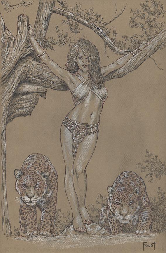 Jaguars by MitchFoust