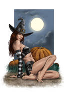 Witch by MitchFoust