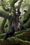 RavenWood by MitchFoust