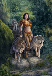 Wolf Master