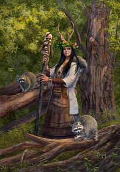 Forrest Druid