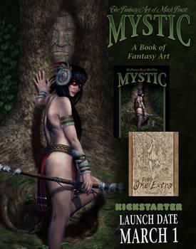 Mystic Fantasy Art Book