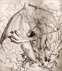Dead of Feanor by LuisFBejarano