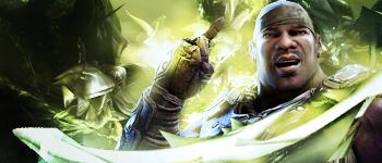 Gears of War 3 Cole Signature by krazekay