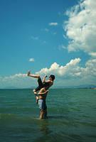 wrestling by fotoizzet