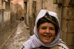 a helpful Urfa Woman by fotoizzet