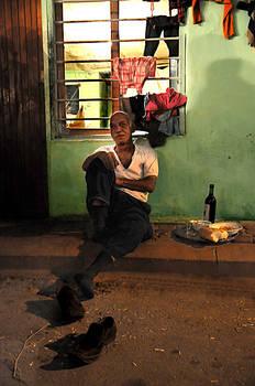 roman street nights I