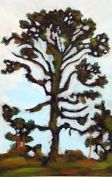 Imitation Tree